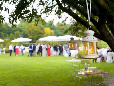 Weddings & Garden Parties